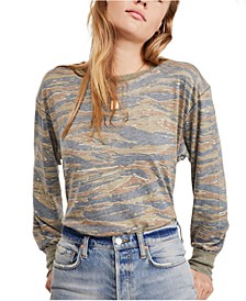 Arielle Long-Sleeve T-Shirt