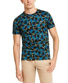Lacoste Men's Camo-Print T-Shirt