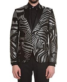 Men's Animal Print Jacket