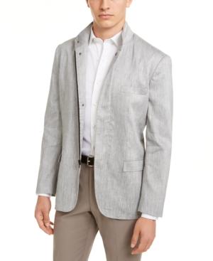 Alfani Men's Chambray Jacket, Created for Macy's