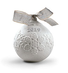 2019 Christmas Ball Ornament