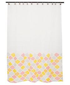 Medium Weight Mildew-Resistant Decorative Shower Curtain Liner