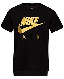Little Girls Air Logo T-Shirt