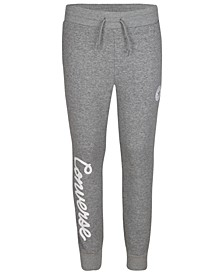 Big Girls Logo Jogger Pants