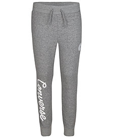 Converse Big Girls Logo Jogger Pants