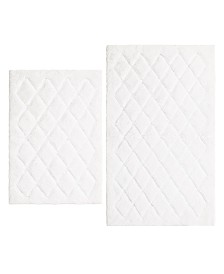 Vera Wang Marquis Diamond Bath Rug Set