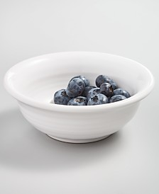 Fiesta White 9 oz Fruit/Salsa Bowl