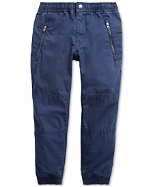 Polo Ralph Lauren Toddler Boys Poplin Joggers