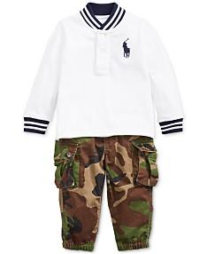 a521e713 Ralph Lauren Baby Clothes & Polo - Macy's