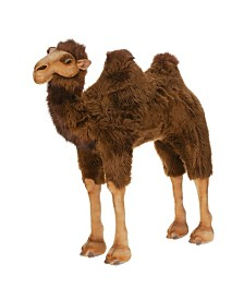 Hansa Extra Large Ride-On Camel Plush Toy