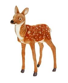 Large Standing Bambi Deer Plush Toy