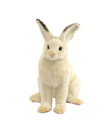 "6"" Bunny Plush Toy"