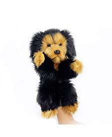 Hansa Dog Hand Puppet Waldi Plush Toy