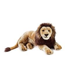 Venturelli Lelly National Geographic Lion Plush Toy