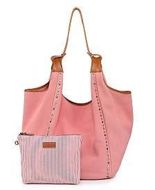 Old Trend Rose Valley Hobo Bag