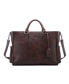Monte Leather Tote Bag