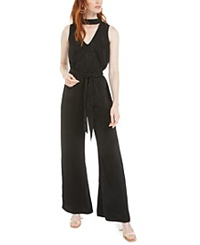 Choker Jumpsuit, Created for Macy's
