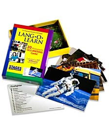 Lang-O-Learn ESL Vocabulary Cards Flashcards, Occupations