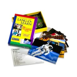 Stages Learning Materials Lang-o-Learn Esl Vocabulary Cards Flashcards, Occupations
