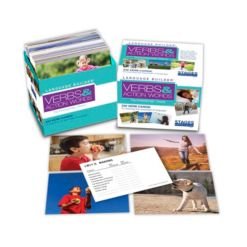 Stages Learning Materials Language Builder, Verbs and Action Words