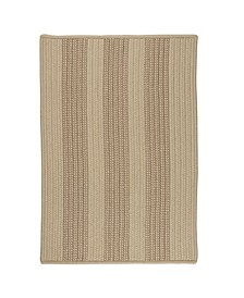 Boat House Natural 2' x 4' Accent Rug