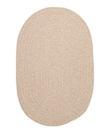 Bristol Natural 2' x 4' Accent Rug