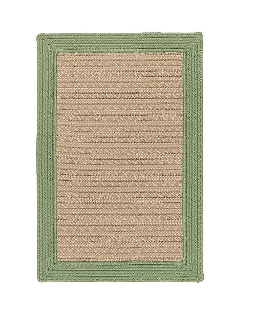 Colonial Mills Bayswater Moss Green 2' x 3' Accent Rug