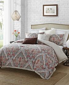 Ellen Tracy Upton Park 5 Pc. Comforter set