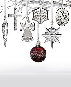 5a814c0a2a07 Waterford Christmas Ornaments Online - Macy's