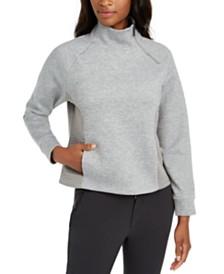 Hi-Tec Campbell Mock-Neck Active Sweater