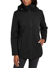 Devil Mountain Hooded Raincoat