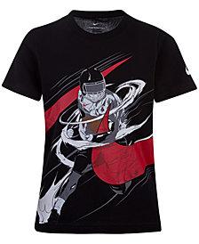 Nike Little Boys Football-Print T-Shirt