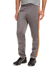 Puma Men's Stripe Track Pants