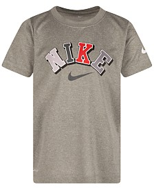 Nike Toddler Boys Logo-Print T-Shirt