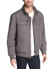 Tommy Hilfiger Men's Four-Pocket Performance Jacket