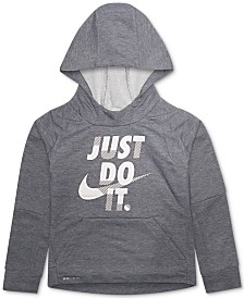 Nike Little Boys Just Do It Hoodie