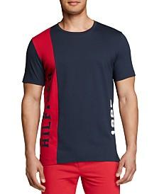 Th Modern Essentials Men's Colorblocked Cotton T-Shirt
