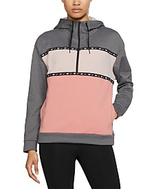Nike Therma Colorblocked Half-Zip Training Hoodie