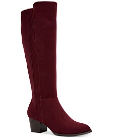 Style & Co Women's Myranda Dress Boots, Created For Macy's