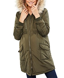 Jessica Simpson Maternity Coat