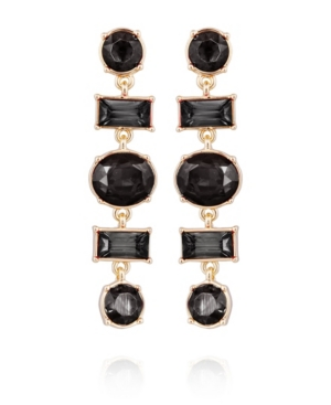 T Tahari Linear Drop Earring