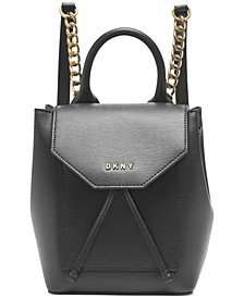 Alexa Leather Backpack, Created for Macy's