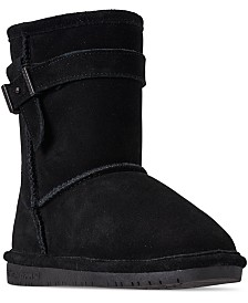 Bearpaw Little Girls Val Boots from Finish Line
