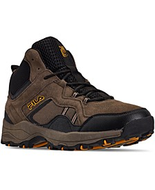 Men's Country 19 Mid Casual Hiking Boots from Finish Line