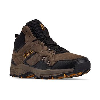 Fila Men's Country 19 Mid Casual Hiking Boots