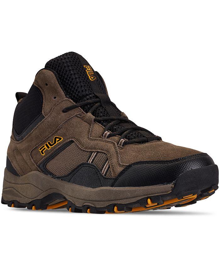 fila boots casual