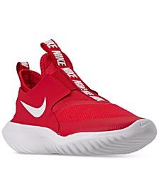 Big Boys Flex Runner Slip-On Athletic Sneakers from Finish Line