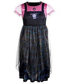 AME Little & Big Girls Vampirina Fantasy Nightgown