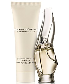 Receive a Complimentary 2-Pc. gift with any $120 purchase from the Donna Karan Women's Cashmere Mist fragrance collection