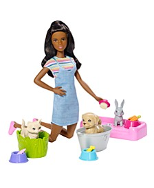 Plan 'n' Wash Pets™ Doll and Playset